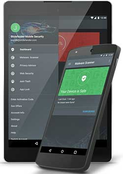 Mobile Security, la propuesta de Bitdefender para proteger disposivos Android