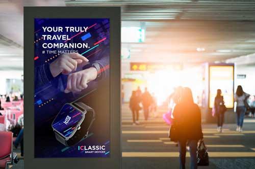 La MultiSync P754Q de NEC ofrece una visualización UHD sin píxeles y es idónea para diversos entornos y aplicaciones como señalética digital, publicidad en exterior, información de pasajeros y en retail