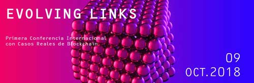 Evolving Links: Getronics organiza en Madrid su conferencia internacional sobre blockchain