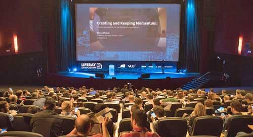 La edición de 2018 del Liferay Symposium Spain se celebrará en el teatro Goya de Madrid los 17 y 18 de octubre