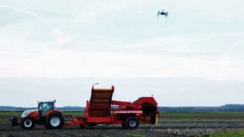 ZTE y KPN aplican conectividad 5G en agricultura de precisión
