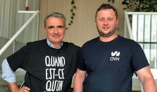 OVH inicia una nueva etapa con Michel Paulin como CEO del grupo