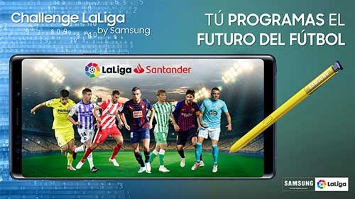 LaLiga quiere acercarse a los aficionados a través de tecnología e innovación