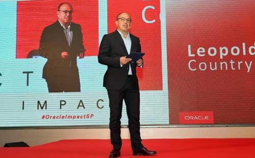 Oracle Impact 2018: Cloud, IA y automatización, pilares para la innovación en la empresa