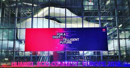 Con su Eco-Connect Europe, Huawei quiere establecer y promover un ecosistema de TIC abierto, innovador y colaborativo