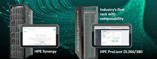 Discover 2018: HPE amplía su propuesta de infraestructuras definidas por software y apuesta por la hiperconvergencia con Composable Fabric