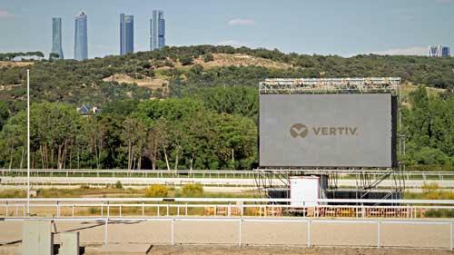 Vertiv puso de manifiesto la capacidad de mejora en esta nueva etapa avalada por la base de Emerson Network Power