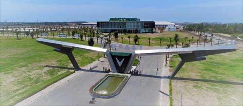 VinFast considera fundamental la tecnología de Siemens para su proyecto del primer coche eléctrico vietnamita
