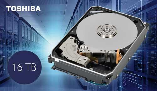 La serie MG08 es la segunda generación de la familia de HDD con sellado de helio de Toshiba
