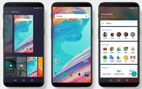 Los modelos 5T y 6 de OnePlus están entre los primeros en incorporar el sistema operativo Android 9.0 Pie