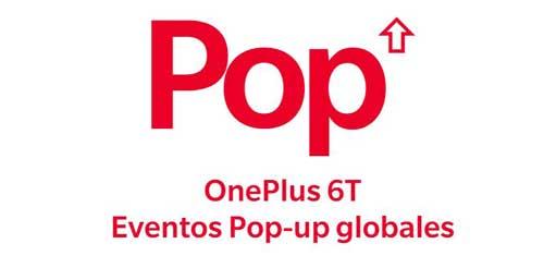 OnePlus inaugura sus primeras tiendas 'pop-ups' con el lanzamiento del OnePlus 6T