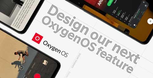 OnePlus propone un reto a su comunidad de usuarios para diseñar el próximo OxygenOS
