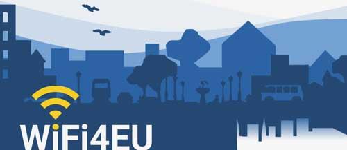 A la primera convocatoria de WiFi4EU se han presentado 13.000 ayuntamientos y organismos públicos