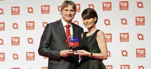 SAP entra en el ranking Top Employers España
