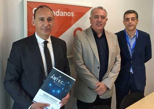 AOTEC defiende en el Congreso las capacidades de los operadores locales y reclama mayor participación en el PEBA