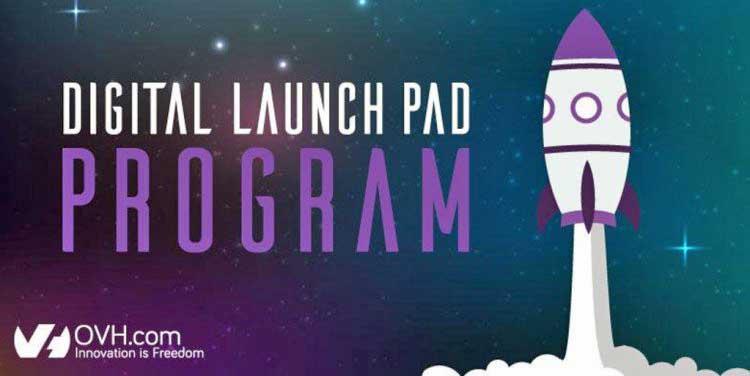 Digital Launch Pad, el programa para startups de OVH, cumple tres años en España