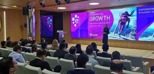 Rita Estévez inauguró el Innovation Summit de Experian con una ponencia dedicada a la evolución de analítica de datos