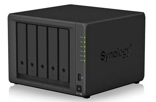 Synology lanza DiskStation DS1019+, un NAS de 5 bahías con alto rendimiento y escalabilidad