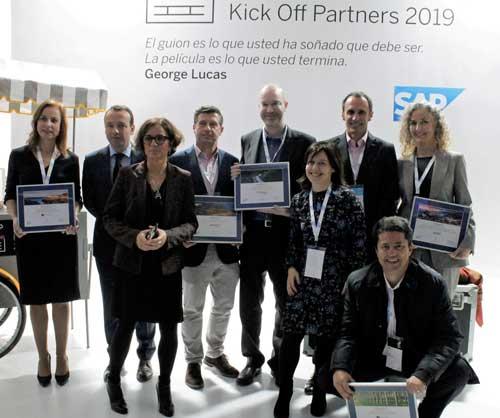 SAP reconoce a su canal de partners como motor de crecimiento para su negocio