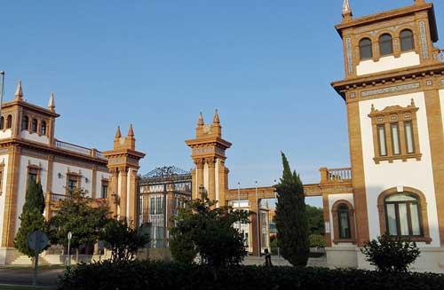 Sede del CEMI del Ayuntamiento de Málaga en el edificio de la antigua Real Fábrica de Tabacos