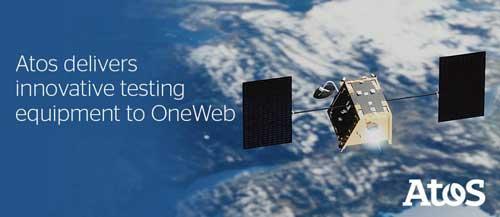 Atos colabora con OneWeb en el lanzamiento de los primeros satélites del programa Costellation