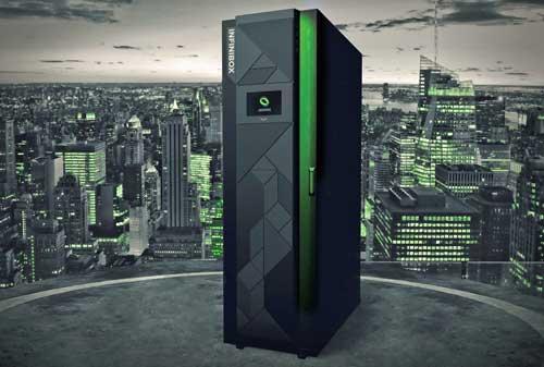 Infinidat anuncia el concepto 'Scale to Win' para centros de datos multipetabyte
