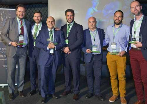 Veeam premia y reconoce el compromiso de sus partners de Iberia