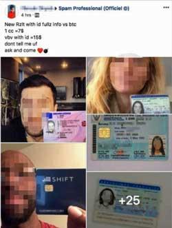 La ciberdelincuencia ha descubierto los recursos de Facebook