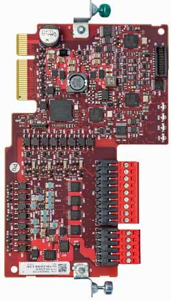 Módulo de Rockwell Automation para los variadores de CA PowerFlex 755 y 755T