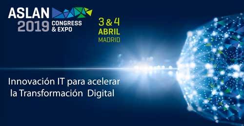 """La Conferencia y Expo @asLAN2019 se celebrará en abril centrada en la """"innovación para acelerar la economía digital"""""""