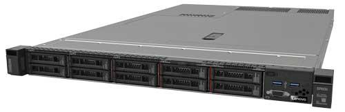 Lenovo ThinkSystem SR635 ofrece mayor capacidad de computación y de densidad de núcleos y menor latencia