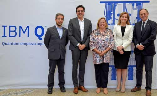 El CSIC e IBM crean una plataforma para innovar en computación cuántica en España