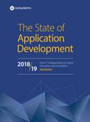 El Desarrollo de Aplicaciones en el Sector Seguros en 2019