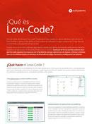 ¿Qué es Low-Code?