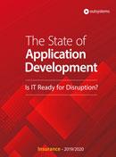 El Desarrollo de Aplicaciones en el Sector Seguros en 2020