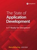 El Desarrollo de Aplicaciones en Fabricación, Automotriz, Aeroespacial y Defensa