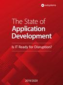 Informe OutSystems: el Estado del Desarrollo de Aplicaciones en 2020