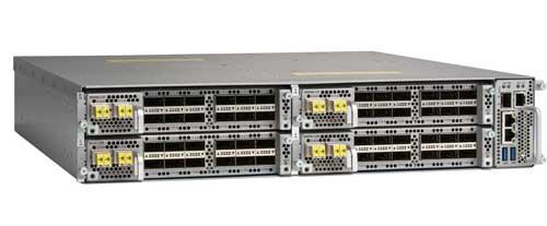 La gama Cisco NCS 1004 ha sido diseñada para maximizar la longitud de onda y la capacidad de fibra