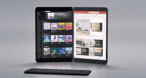 Intel, alaba su colaboración con Microsoft y a los Surface Neo, primer PC con procesador Lakefield, Pro 7 y Laptop 3, con Ice Lake