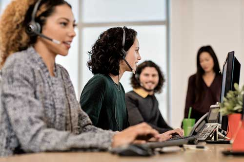 Webex Contact Center incluye inteligencia y conocimiento de negocio para ofrecer experiencias personalizadas