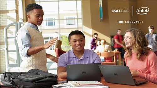 Dell Technologies presenta en SIMO 2019 sus soluciones para centros educativos y universidades