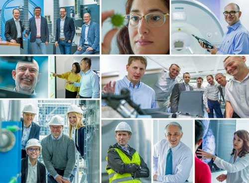 Desde 1995, Siemens otorga el Premio al Inventor del Año a los investigadores y desarrolladores destacados de su organización