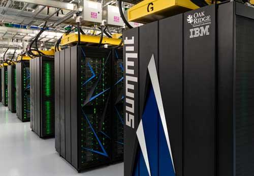 El IBM Power Systems ACP es un sistema completo de supercomputación que destaca por sus altas capacidades de almacenamiento