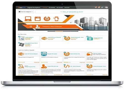 La plataforma Helix de BMC ofrece un entorno de trabajo digital ágil e intuitivo