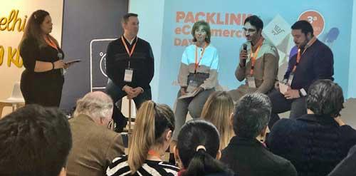 El debate Claves para vender online en 2020 contó con la participación de Noelia Lázaro, Pablo Renaud, Rafael Vargas y Daniel Matesa