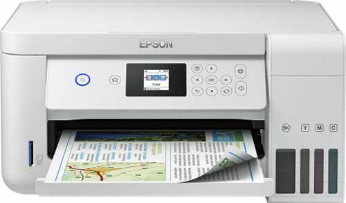 La EcoTank ET-2576 de Epson destaca por su diseño y por reducir los costes de impresión en un 90%