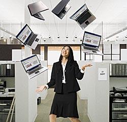 La mujer cada vez está más presente en el sector TIC