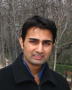 Poornaprajna Udupi, jefe de SunSPOT e Yggdrasil