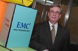 Mark Sorenson, vicepresidente de Software para la gestión de la información de EMC