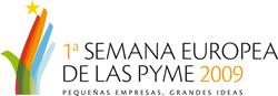 Logo de la primera semana de las PYME 2009